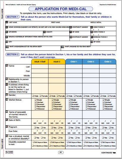Medical services volunteer application form printable medical forms