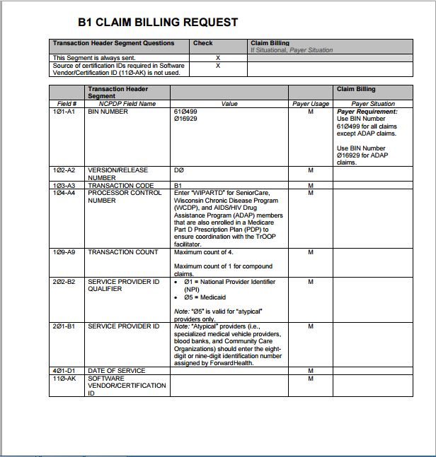 Sample Medicare Claim Form Templates | Printable Medical Forms